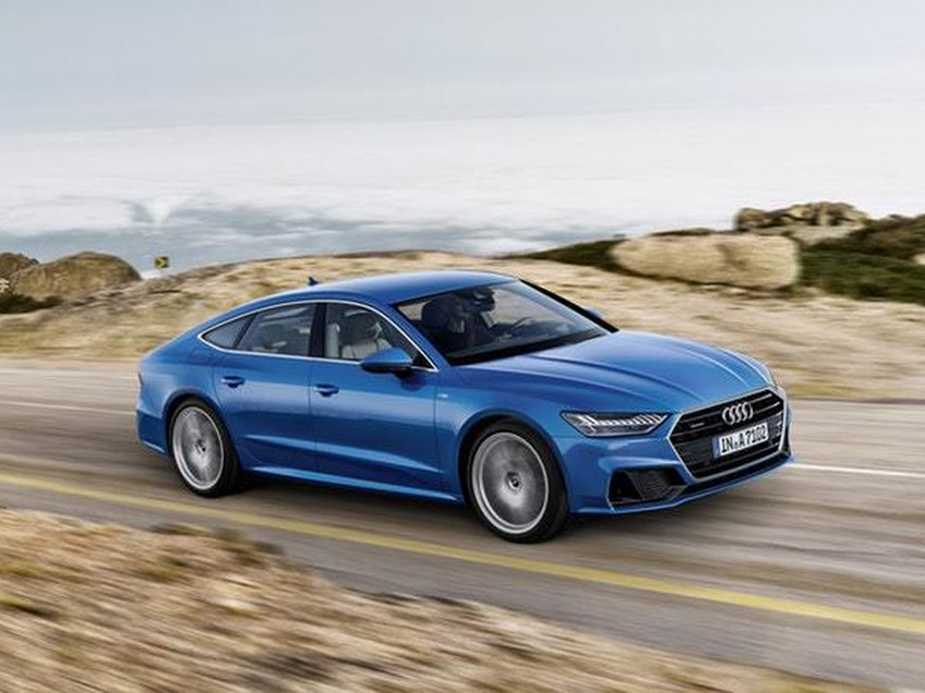 First Drive: The new Audi A7 Sportback is a good-looking tech-fest