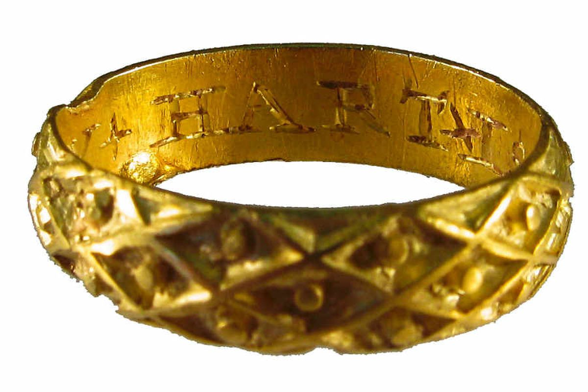 Ring found in Bridgnorth reveals a wealth of facts