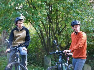 Alfie Dixon and Matt Baker