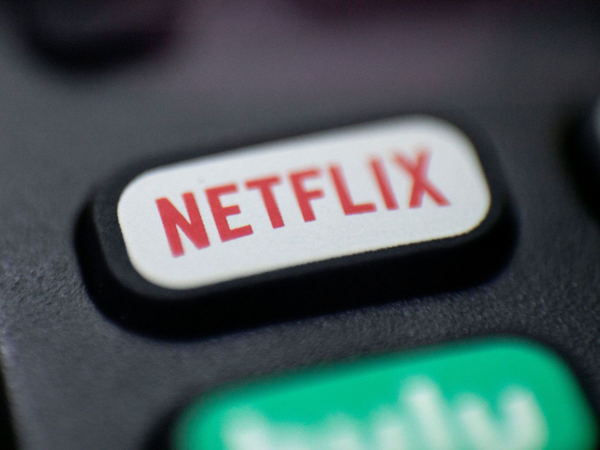 Netflix reported its worst slowdown in subscriber growth in eight years
