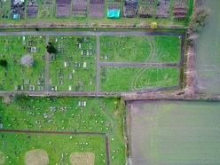 'Wicked and senseless': Much Wenlock Cemetery vandalised