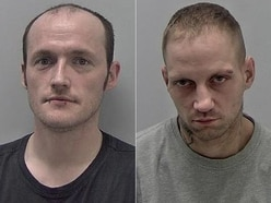 Hammer and knife attackers jailed for county lines assault
