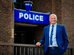 Top cop Billy bows out after 30 years in the force