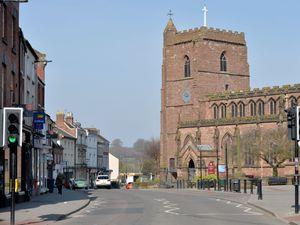 Newport town centre