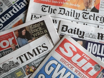 What the papers say – February 23