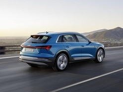 Audi's all-electric e-tron SUV among seven to get five-star safety rating