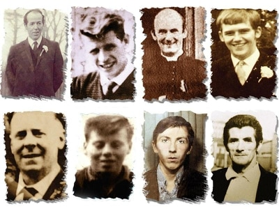 Brothers tell of being 'dragged from under bed' during Ballymurphy violence