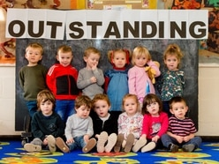 Shrewsbury pre-school is outstanding says inspector