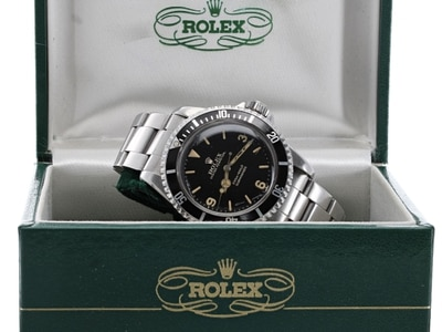 Rare Rolex tipped to sell for £200,000