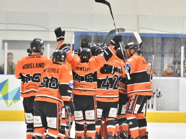 Telford Tigers hold nerve to net tight win