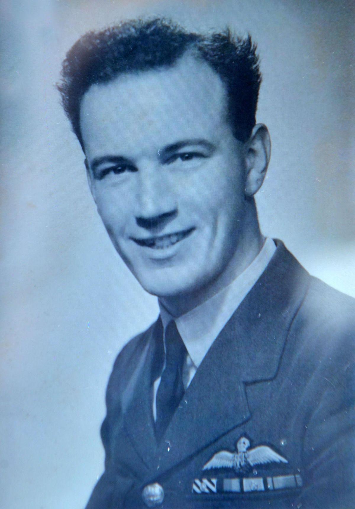 Jonnie served during the Second World War.