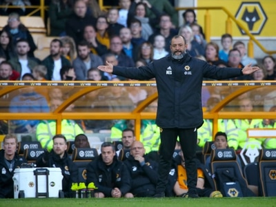 Nuno not ruling out changing Wolves' starting Xl