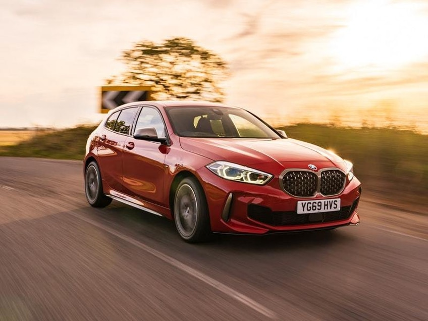 UK Drive: The BMW M135i is a hot hatch for all weathers