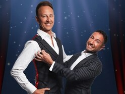 The Ballroom Boys: Sequinned sensations Vincent Simone and Ian Waite waltz into town