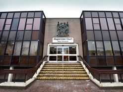 Three men appear in court over spate of burglaries