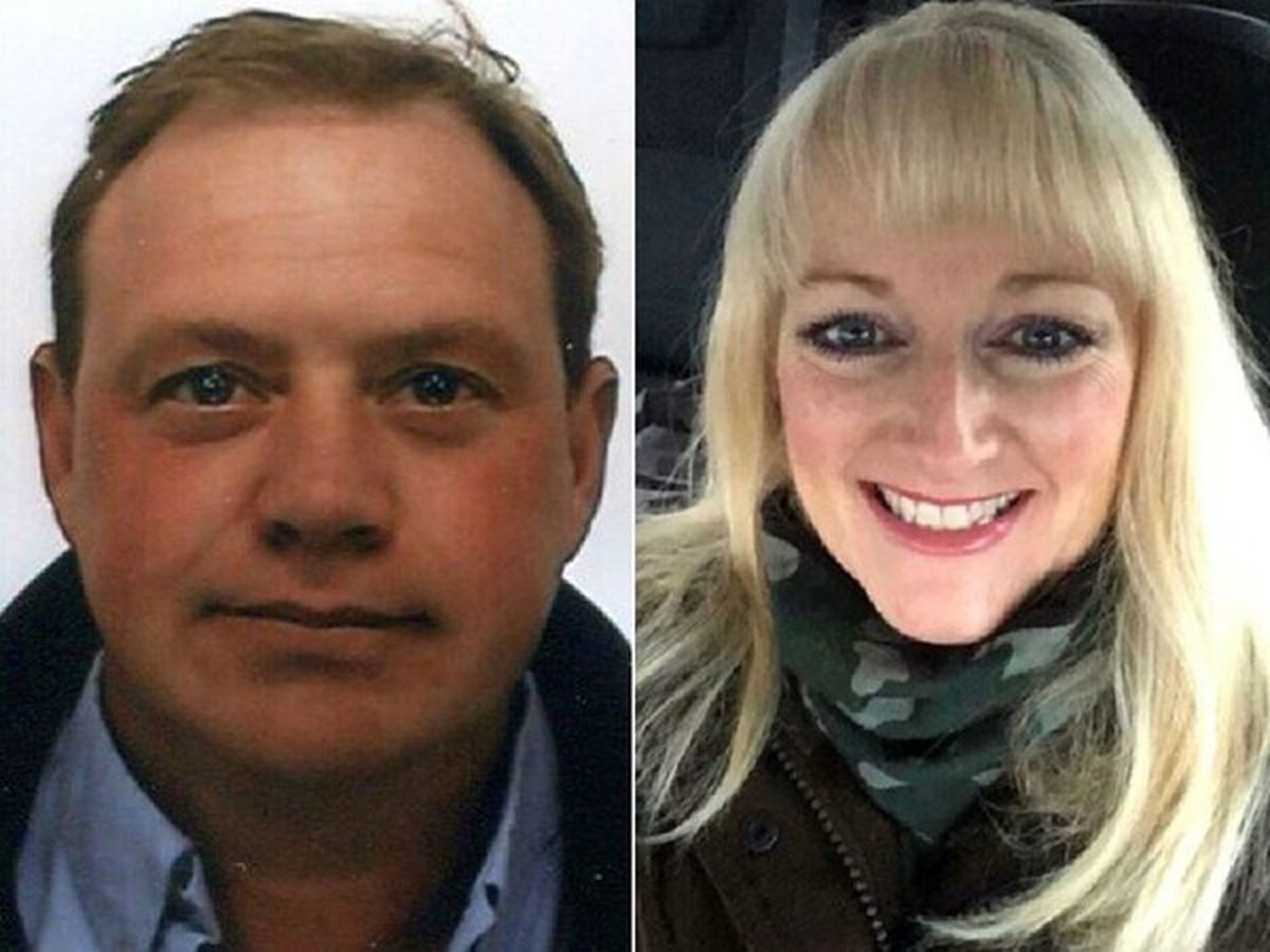 Andrew Hooper was found guilty of murdering Cheryl Hooper