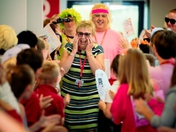 Everyone is Mrs Brown! Perfect send-off for Telford teacher - with pictures