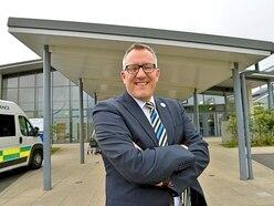 Staff vote Oswestry orthopaedic hospital as best in UK