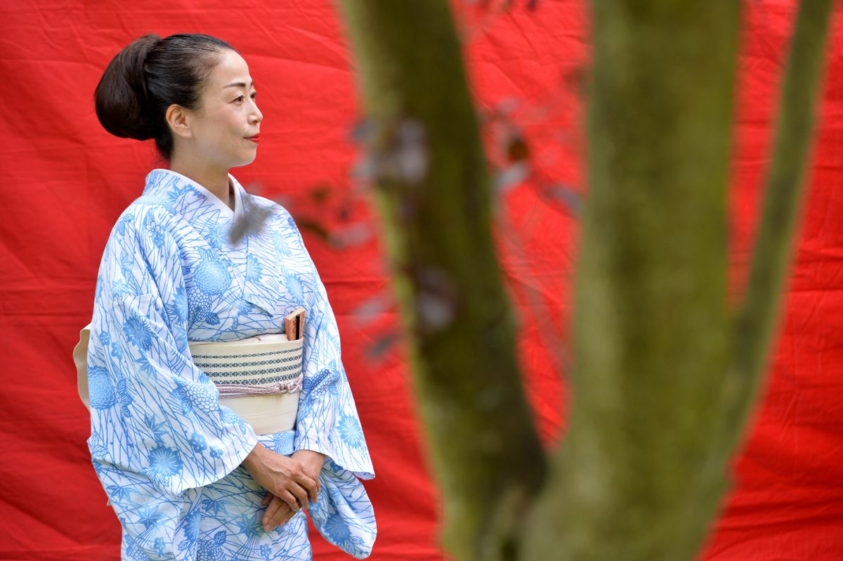 The day was punctuated by traditional Japanese performances