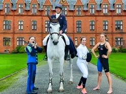Ellesmere College Olympic hopefuls