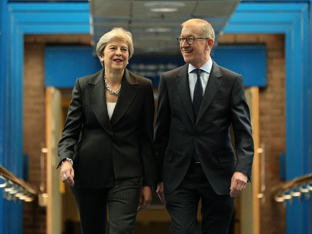 Theresa May: Good Brexit deal means end to austerity