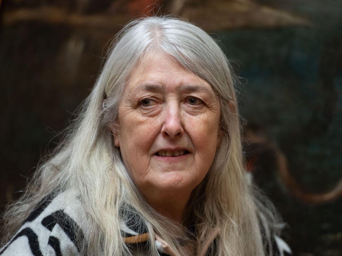 Mary Beard interview