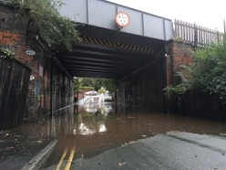 Shropshire hit by flooding as Storm Bronagh sweeps in