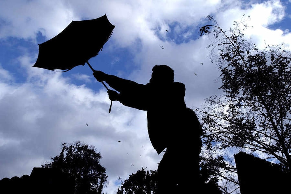 WEATHER WARNING: Fierce winds to batter Sheffield