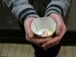 Police urged to act over Shrewsbury beggars