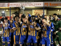 Shrewsbury Town beat AFC Telford on penalties to win Shropshire Senior Cup