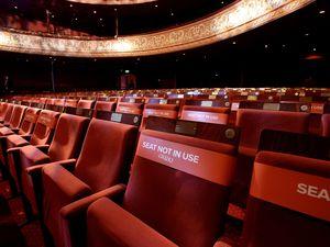 The Grand Theatre in Wolverhampton