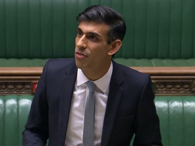 Sunak unveils £30bn support package – but warns 'hardship lies ahead'