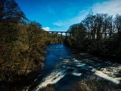 Concerns over aqueduct railings