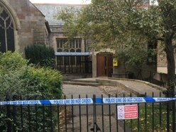 Boy, 17, arrested on suspicion of attempted murder after Oswestry church assault