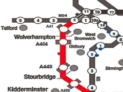 New motorway planned to link M54 with M5