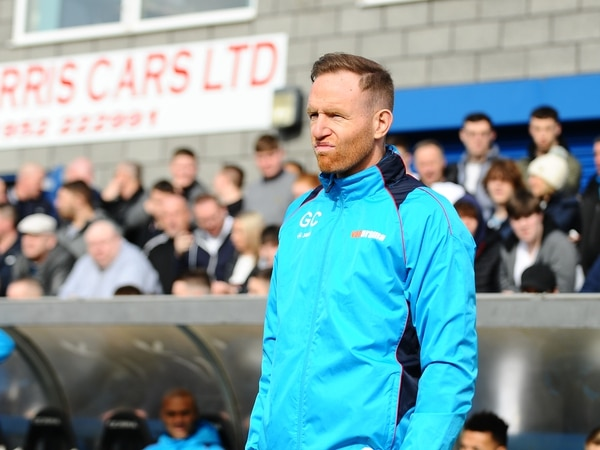 Gavin Cowan: It wasn't meant to be for AFC Telford