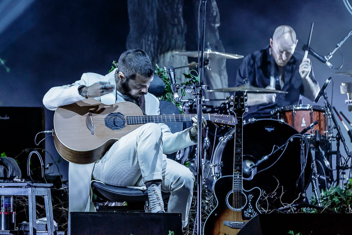 Biffy Clyro. Pictures by: Chris Bowley