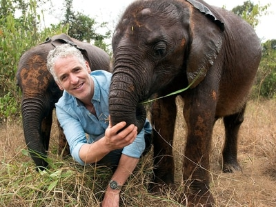 TV animal enthusiast Gordon Buchanan talks ahead of Shrewsbury show