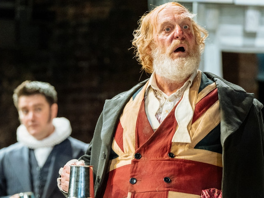 The Merry Wives of Windsor, Royal Shakespeare Theatre, Stratford - review