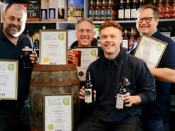 Cheers! South Shropshire Brewery wins five awards
