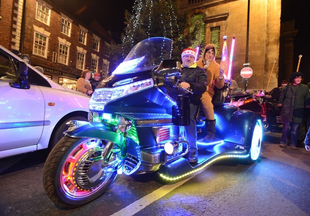 Shrewsbury Honda Motorcycles