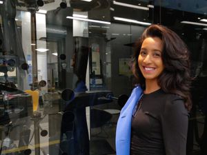 Parveen Begum has been named as one of Europe's 30 top young manufacturing entrepreneurs