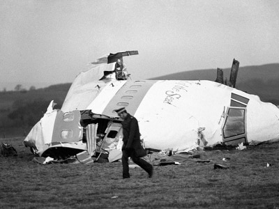 Police find no evidence of criminality in Lockerbie bombing investigation