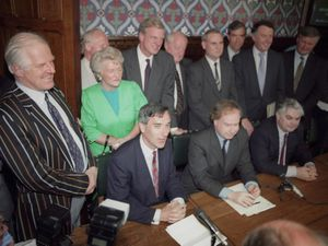 John Redwood launches his 1995 leadership challenge