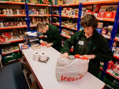 'We are all one paycheck away from a crisis': Shropshire foodbank tells of the tragedy of poverty and the joy of helping
