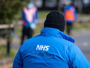 NHS Test and Trace remains under pressure.