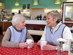 The last cuppa: Family is bowing out from legendary Shrewsbury market café