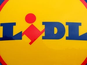 File photo dated 01/08/12 shows a Lidl supermarket logo in Swadlincote, South Derbyshire, as the supermarket price war is set to intensify after a study found discount store Lidl was almost a third cheaper than the major chains.