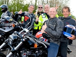Bike4Life: Thousands take to the road for annual charity ride