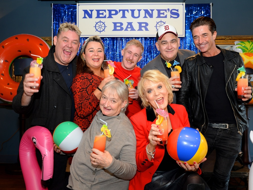 From seaside to city for TV stars as Benidorm heads to Birmingham